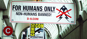 For Humans Only Banner
