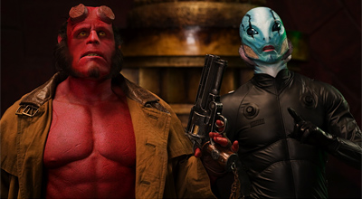 Doug Jones in Hellboy II