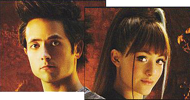 Justin Chatwin as Goku in Dragonball