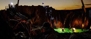 Dragonball Movie Set Photo Found!