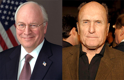Robert Duvall as Dick Cheney