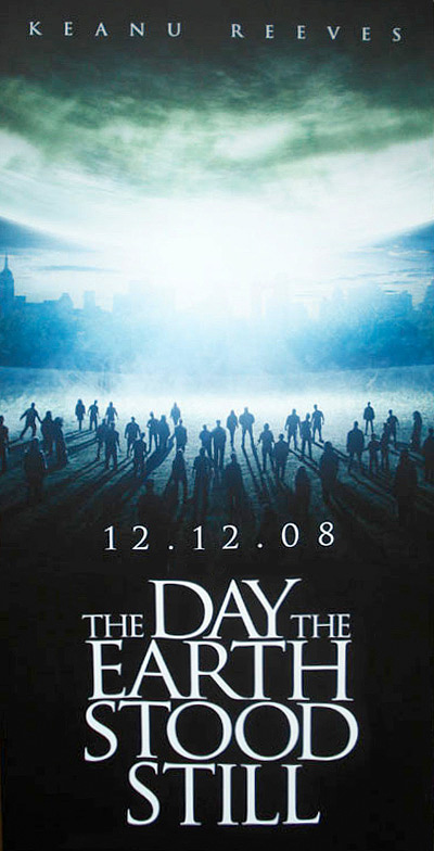 The Day the Earth Stood Still Banner