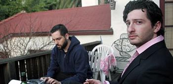 Lee Eisenberg and Gene Stupnitsky