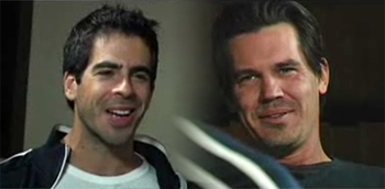 Artist on Artist: Eli Roth Interviews Josh Brolin