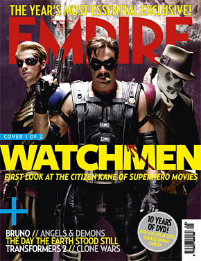 Empire's Watchmen Cover