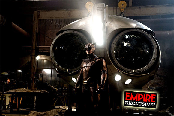 Empire's Exclusive Watchmen Photos