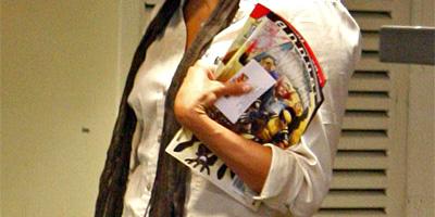 Rumor: Eva Longoria Interested in Wasp in The Avengers?!