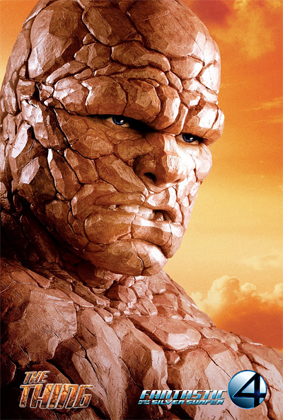 Fantastic Four 2 - The Thing