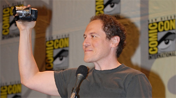Jon Favreau at Comic-Con