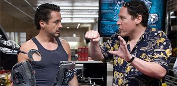 Jon Favreau Starts Talking the Future of Iron Man