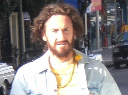 Sean Penn in Gus Van Sant's Milk