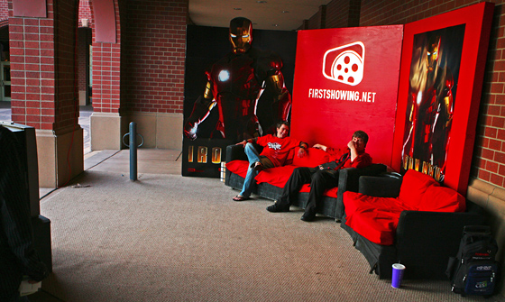 FirstShowing.net Lounge