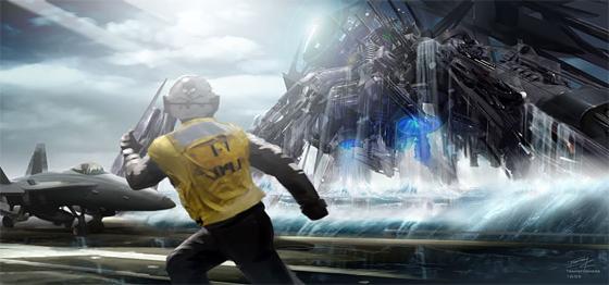 Transformers Concept Art