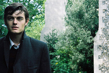 Sam Riley in Franklyn