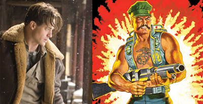 Brendan Fraser as Gung Ho in G.I. Jo