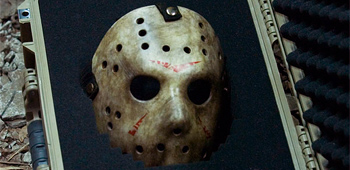 First Look: The New Friday the 13th Jason Mask
