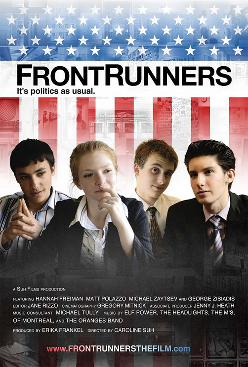 FrontRunners Poster
