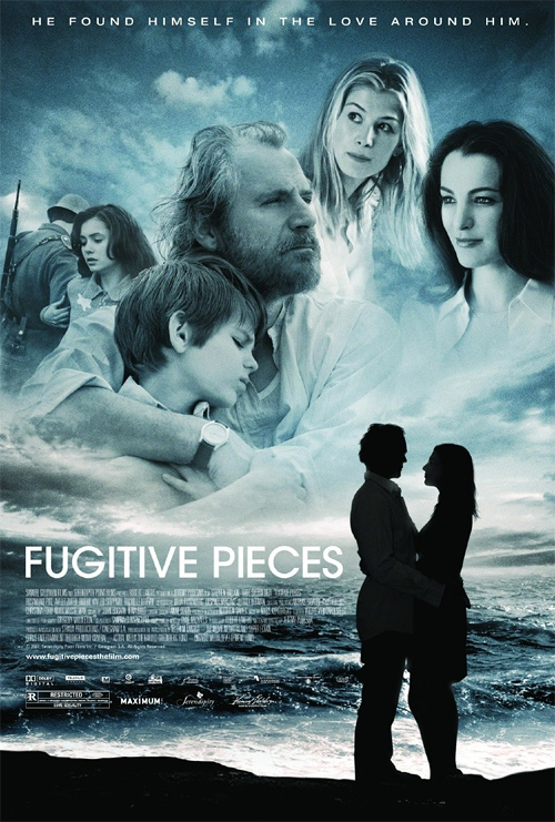 Fugitive Pieces Poster