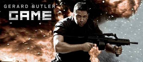 Gerard Butler in Game