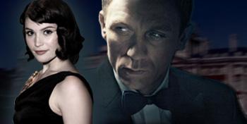 Gemma Arterton in Bond 22