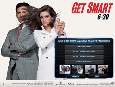 Get Smart e-card