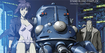 Boma Ghost In The Shell | RM.