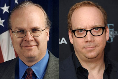 Paul Giamatti as Karl Rove