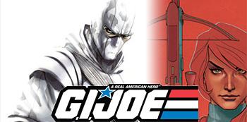 More G.I. Joe Casting: Storm Shadow and Scarlett