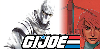 More G.I. Joe Casting: Storm Shadow and Scarlett