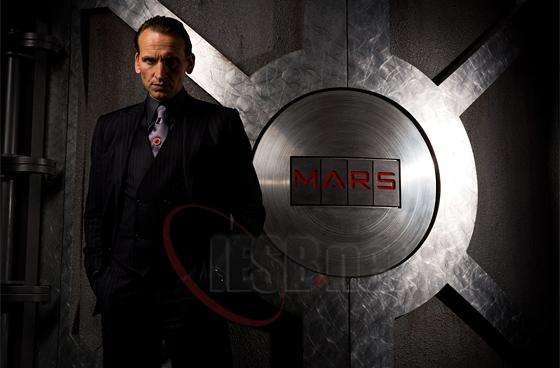 Christopher Eccleston as Destro