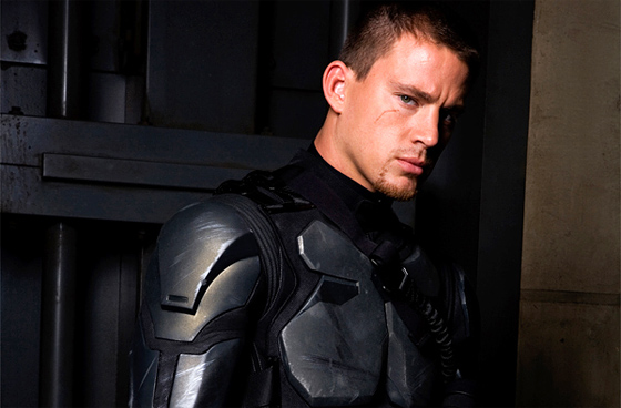 Channing Tatum as Duke