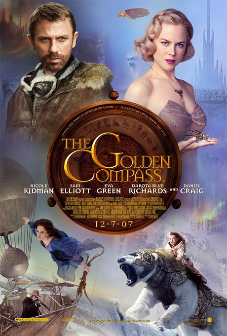 New Golden Compass and...