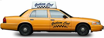 Gotham Cab