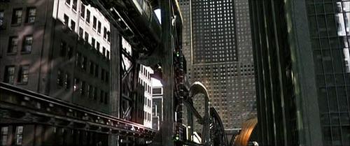 Gotham City Subway