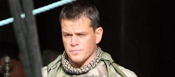 First Look: Matt Damon in Paul Greengrass' Green Zone!