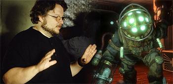 Guillermo del Toro Interested in BioShock Movie Too?