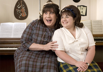 Hairspray - John Travolta and Nicole Blonsky