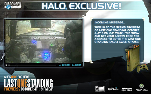 Halo: Arms Race Short Part 3