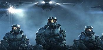 Halo Wars cinematic