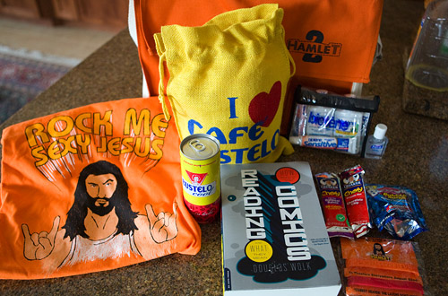 Hamlet 2 Comic-Con Survival Kit