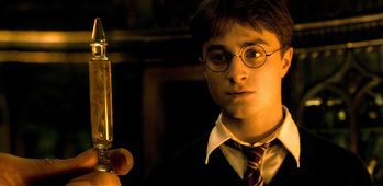 Harry Potter and the Half-Blood Prince Teaser Trailer