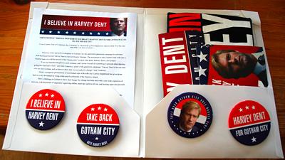 Harvey Dent for Gotham City