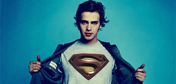 Hayden Christensen is Superman