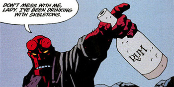 Mike Mignola's Hellboy
