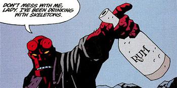 Mike Mignola's Hellboy