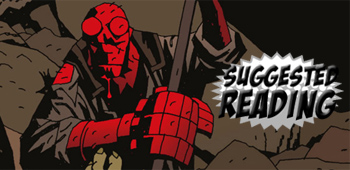 Suggested Reading: Hellboy II: The Golden Army - Hell's Angel