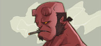 Hellboy 2: The Golden Army Concept Art