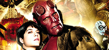 New Hellboy II: The Golden Army Poster - Sexy Bad
