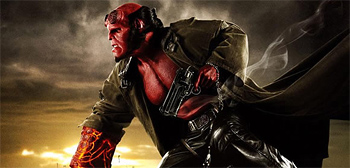 Badass New Hellboy II: The Golden Army Poster!