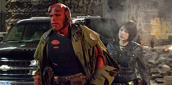 New Hellboy II Photos